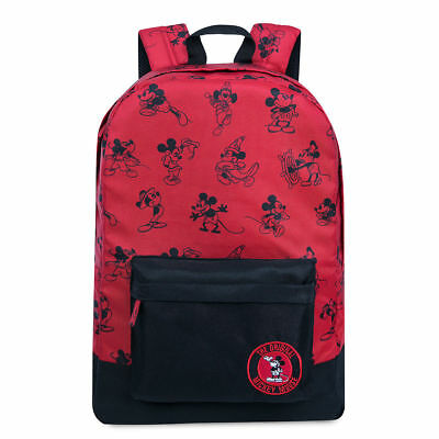 Back To School Stores (Disney Store Mickey Memories Back to School Mickey Mouse Backpack ~)