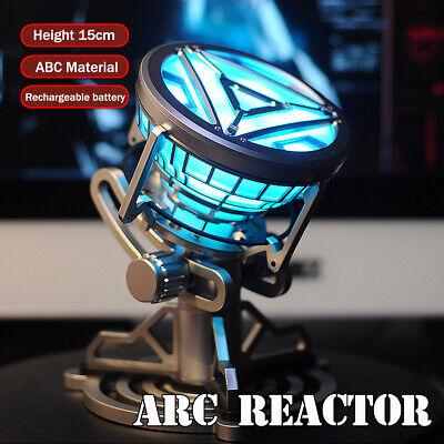 1:1 ARC REACTOR LED Chest Heart Light-up Lamp Movie ABC Props Model Kit (Alphabet Childrens Toy Chest)