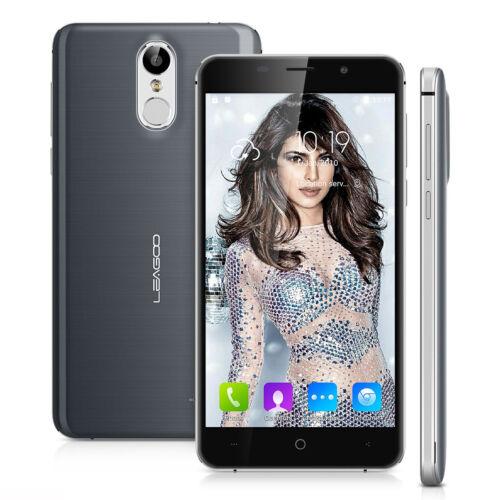 LEAGOO M5 PLUS 5.5 ZOLL SMARTPHONE WCDMA/ 4G METAL HANDY OHNE VERTRAG 2GB+16GB