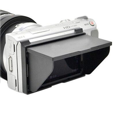 LCD Screen Protector Pop-up Sun Shade Hood Cover for Sony NEX-5 NEX-3