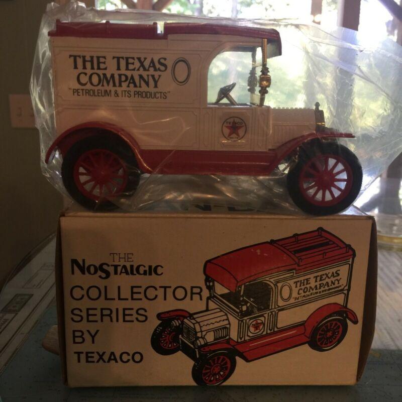 Nostalgic Collector Series By Texaco - 1913 texaco truck bank