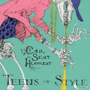 Car Seat Headrest - Teens of style 2015 CD neuwertig - Deutschland - Car Seat Headrest - Teens of style 2015 CD neuwertig - Deutschland