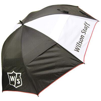 Wilson Staff Paraguas Negro/Blanco