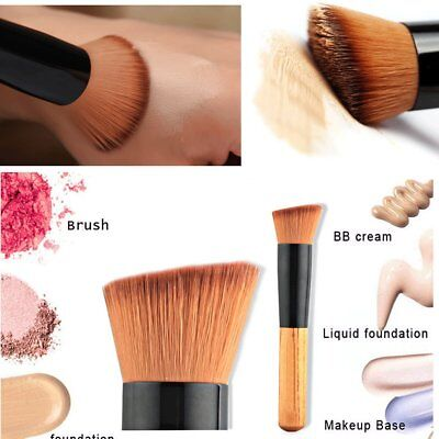 Foundation Pinsel - Gesicht Make-up Pinsel - Concealer Pinsel - Blending