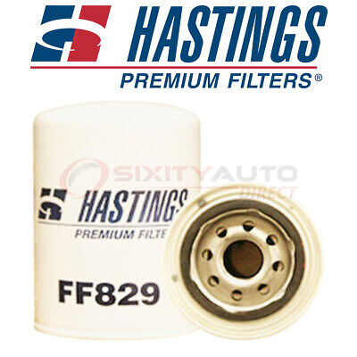 Hastings Fuel Filter for 1999-2004 UD 1400 4.6L L6 - Gas Filtration System qw