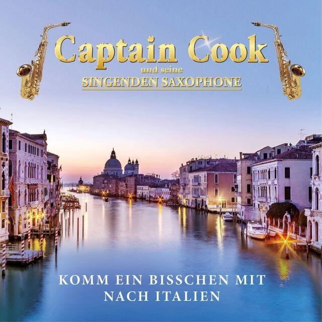 CAPTAIN COOK UND SEINE SINGENDEN..-KOMM EIN BISSCHEN MIT NACH ITALIEN CD NEU
