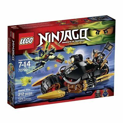 LEGO Ninjago Blaster Bike 70733  New In Box