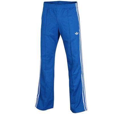 96628e701562af adidas Herren Originals Trainingshose Beckenbauer Track Pant Trefoil Hose  blau