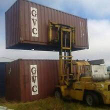 20ft shipping containers very good condition 2 of Toowoomba 4350 Toowoomba City Preview