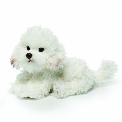 Nat and Jules Bichon Frise Plush Toy, Large by Nat and Jules