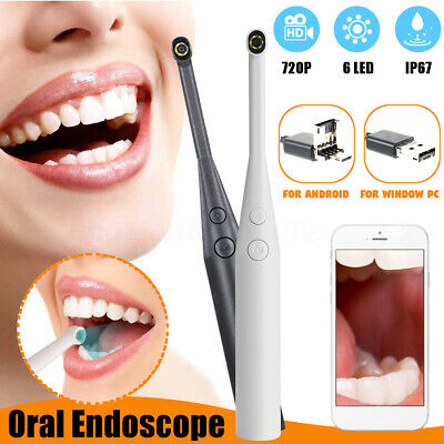 Oral Dental Wifi Intraoral Camera Endoscope Hd Wireless Led Photo Shoot