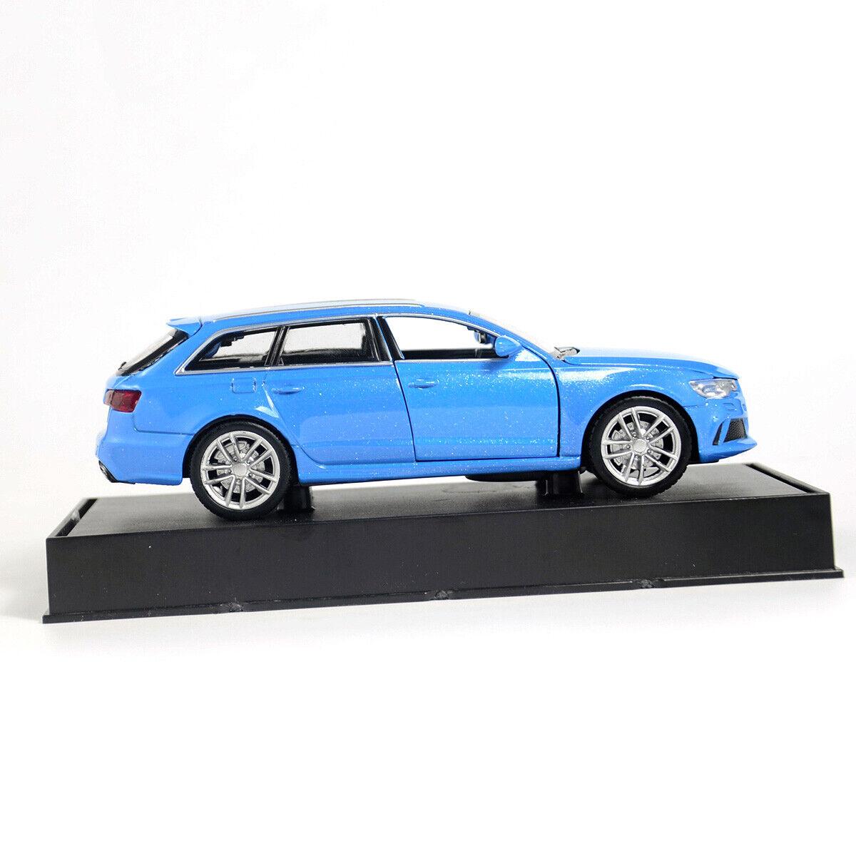 1 32 audi rs6 quattro metall die cast modellauto auto. Black Bedroom Furniture Sets. Home Design Ideas
