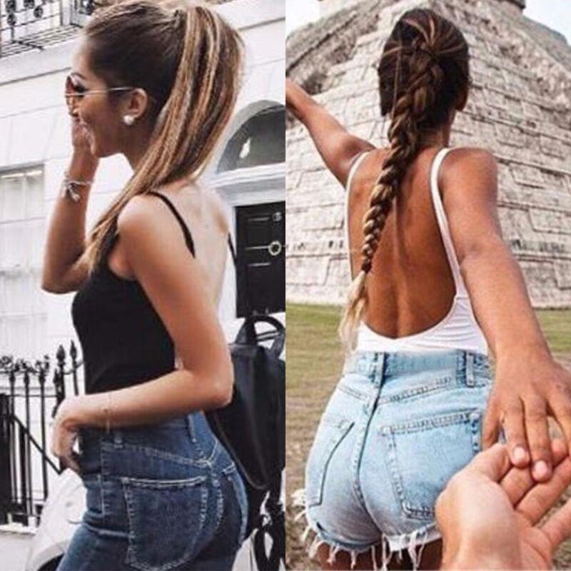 Plus Size Women Long Sleeve Bodycon Dress Ladies Plunge V Neck Swing Mini Dress Clothing, Shoes & Accessories