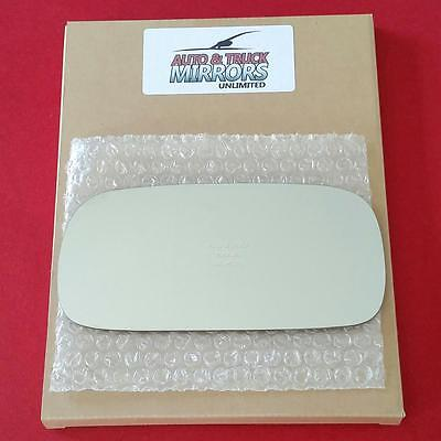 NEW Mirror Glass + ADHESIVE CADILLAC DEVILLE SEVILLE Driver Side AUTO DIMMING ()