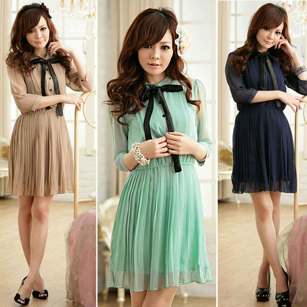 The dresses are high quality and very affordable. The maximum size is