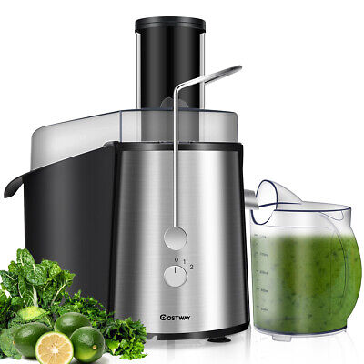 Electric Juicer Wide Mouth Fruit & Vegetable Centrifugal Jui