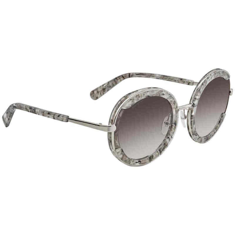 Salvatore-Ferragamo-Grey-Gradient-Round-Ladies-Sunglasses-SF164S-277-56