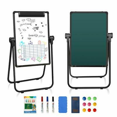 18 X 24 U-stand Magnetic Dry Erase White Board Height Adjustable Foldable Us