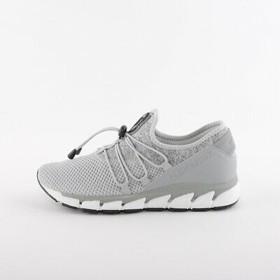 Mens Plein Sport Ninja Runner Grey/White Trainers (PF1) RRP £219.99