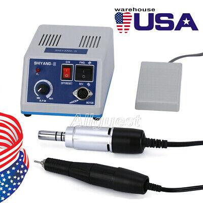 Dental Lab Marathon N3 Electric Micromotor Polishing Machine 35krpm Handpiece