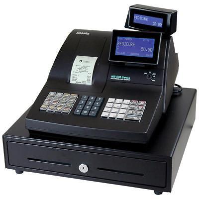 Sam4s Nr-510rb Ecr Pos Retail Commercial Grade Cash Register Raised Keyboard New