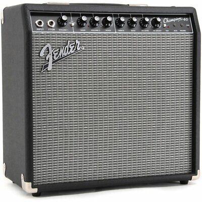 Fender Champion 40 Guitar Combo Amplifier
