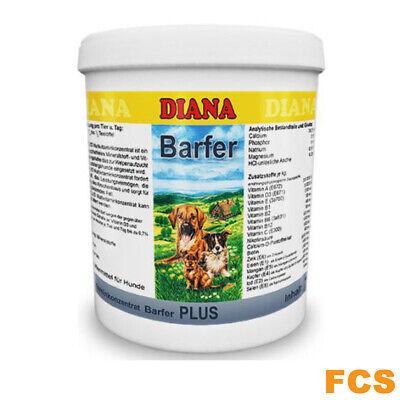 1kg Diana Barfer Plus Zusatzfutter,Hundefutter,Vitamine,Spurenelemente