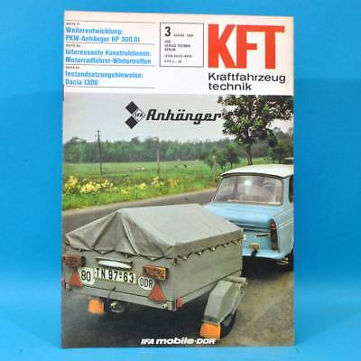 DDR KfT Kraftfahrzeugtechnik 3/1981 Toyota Celina Talbot-Matra Mitsubishi 23