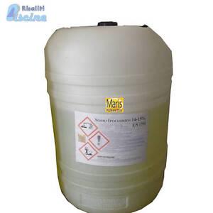 Ipoclorito di sodio disinfezione clorazione acqua piscina for Clorazione piscine