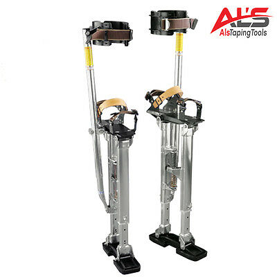 Dura-stilts Dura-iv 24-40 Drywallpainting Stilts Oem New