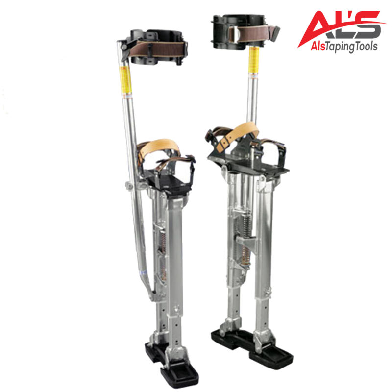 "Dura-Stilts Dura-IV 24""- 40"" Drywall/Painting Stilts OEM *NEW*"