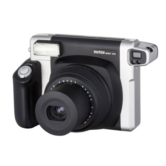Fujifilm Instax Wide 300 Instant Camera + Fuji Wide Film Photo 210