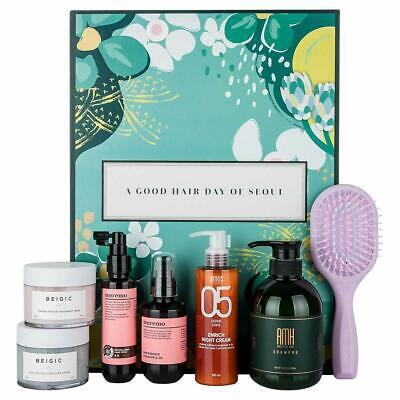 A Good Hair Day of Seoul, Best of Korean Hair Care, 7-Piece Set *SEALED (Best Hair Care Shampoo)