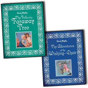 Enid-Blyton-Folk-of-the-Farway-Tree-Adventure-of-the-Wishing-Chair-illustrated