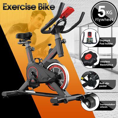 Bicicleta estáticas para Fitness Bici de Spinning Calidad Profesional con LCD