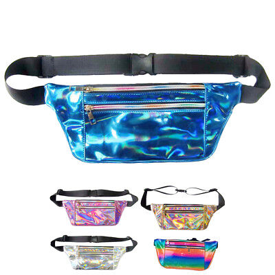 Fashion Fanny Pack For Women Men Kids Waterproof Waist Bag Bum Bag Retro New
