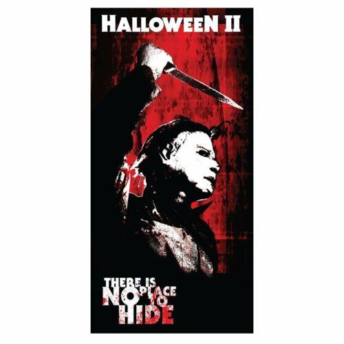 Halloween 2 Michael Myers Beach / Bath Towel New Horror