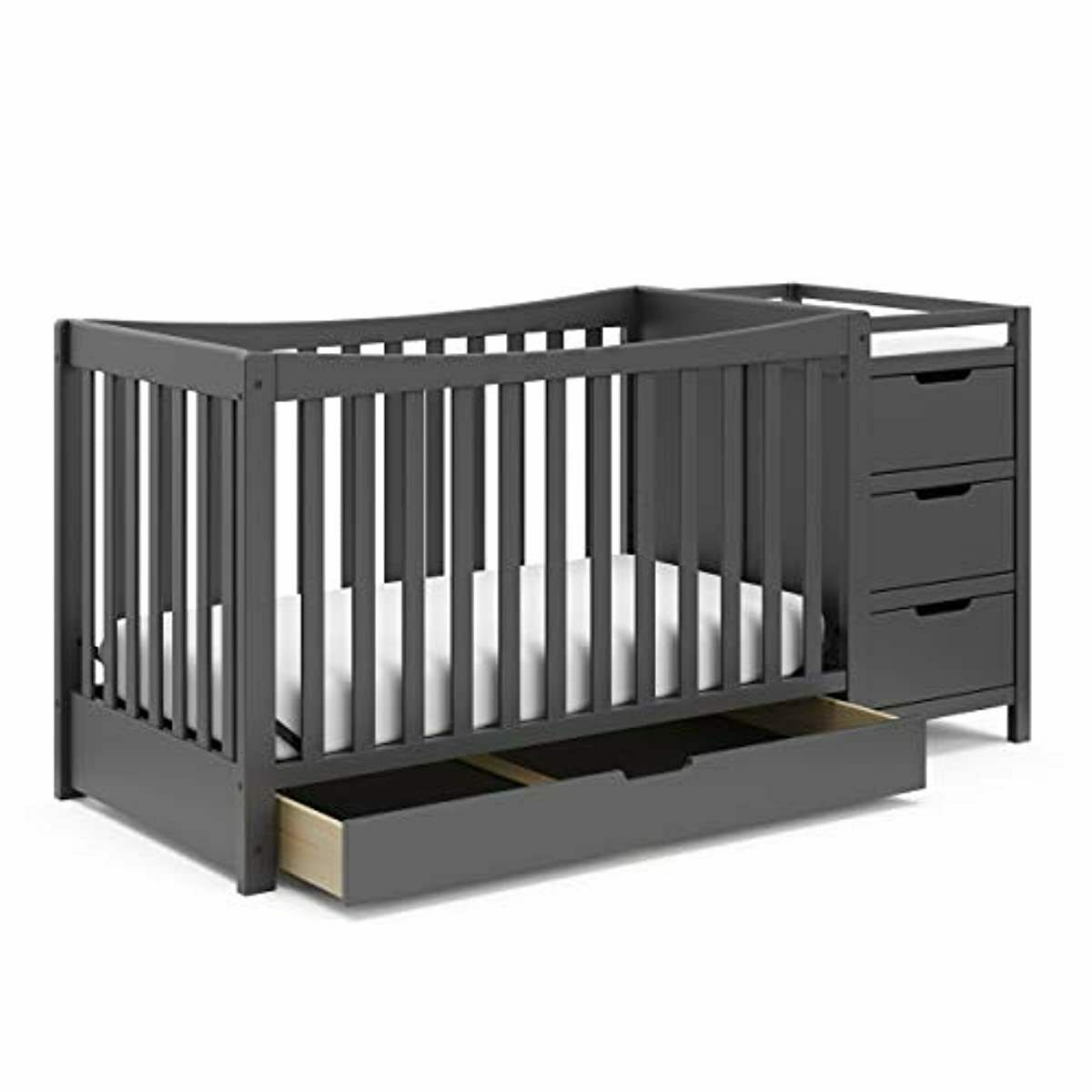 graco remi all in one convertible crib