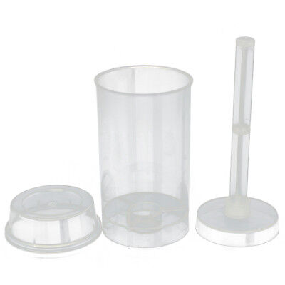 Cake Push Pop Containers (20x Cakes Dessert Push Up Pop Containers Shooter Pop for Party Use)