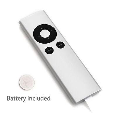 Replaced Remote for Apple TV A1378 A1469 MD199LL/A MC377LL/A MM4T2AM/A MC572LL/A
