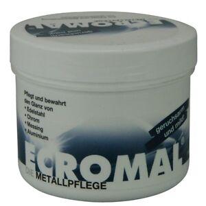Ecromal, Die Hochglanz Metallpflege 160g, 8,69 EUR/100 Gramm
