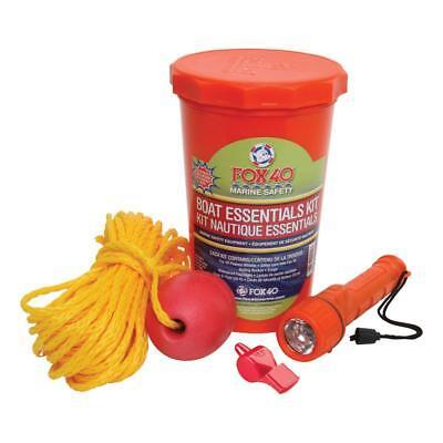 Fox 40 Boat Essentials Kit | Outdoor Marine Safety Equipment | BEST - Safety Equipment