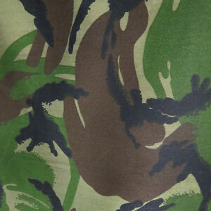 New Camo Fabric - British Wo