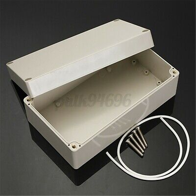 6.2 X 3.5 X 2.3 Abs Electric Enclosure Project Box Hobby Case Waterproof