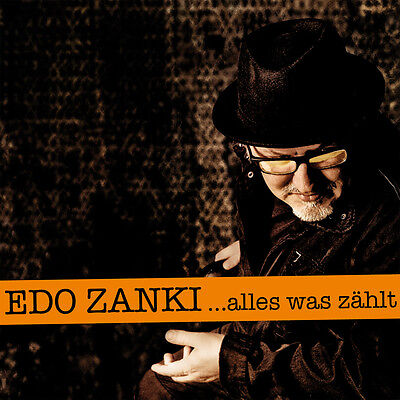 EDO ZANKI Alles was zählt CD NEU / Pop / Soul / R&B National / Singer-Songwriter