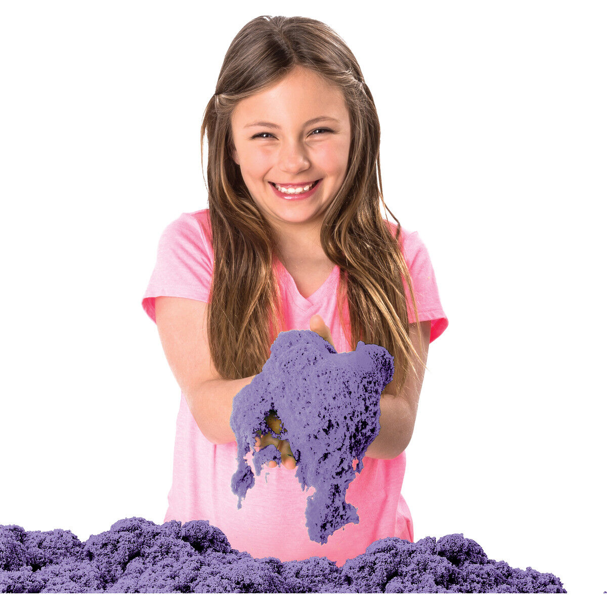 1xPack Only NEW Kinetic Magical Sand Box Set Assorted In//Outdoor Birthday Gift