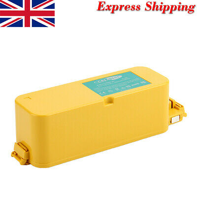 14.4V 4.8AH Ni-MH Battery For iRobot Roomba 400 Series 405 410 415  FloorVac 400