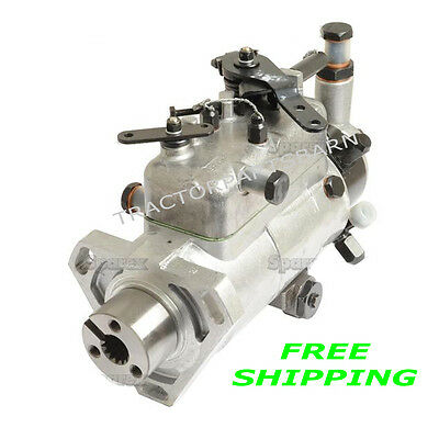 Ford Tractor New Fuel Injection Pump 5000 5100 6600 6700 D3nn9a543l Cav 3249f771