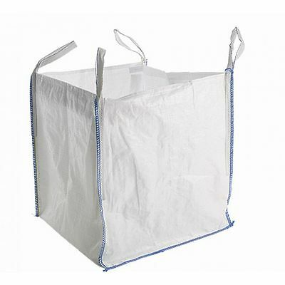 25 x 1 Ton  Bulk Bag Builders  Sack Tonne NEW Garden Waste Storage