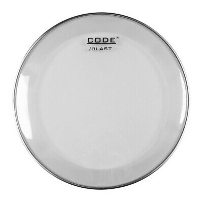 CODE Generator Clear Tom Rock Drum Head PACK 12,13+16/""